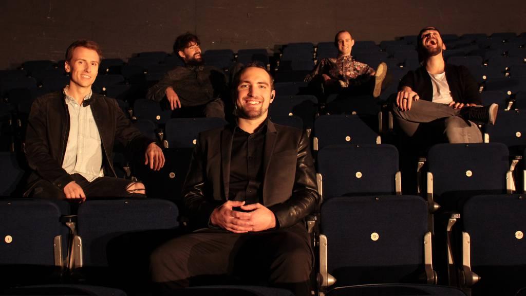 St.Galler Band spielt im Hallenstadion – ohne Zuschauer