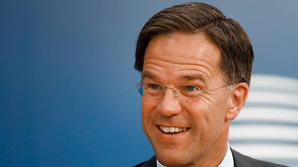 Teflon-Mark und Mr. No: Rutte ist zehn Jahre Premier der Niederlande