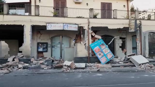 Italien: Regierung will nach Ätna-Beben Notstand ausrufen