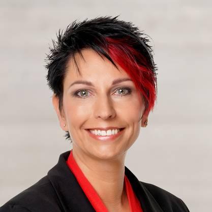 Sandra Sollberger, Nationalrätin (SVP/BL) spricht sich wegen der Wirtschaftslage gegen den Vaterschaftsurlaub aus. (Bild: Keystone)