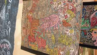 Kunstausstellung im Helmhaus