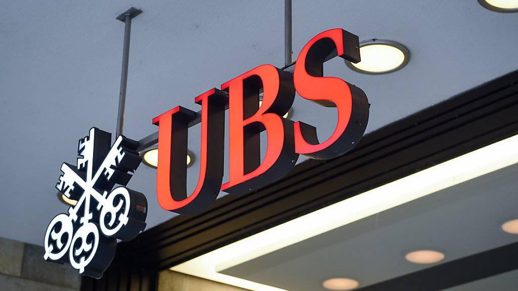 Die Deutschland-Tochter der UBS soll wegen Beihilfe zur Steuerhinterziehung 83 Millionen Euro Strafe zahlen. Dies fordert die Staatsanwaltschaft Mannheim. Nun muss das Landgericht Mannheim entscheiden. (Archiv)
