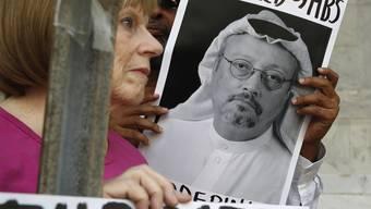 Jamal Khashoggi kam im saudischen Konsulat in Istanbul ums Leben.