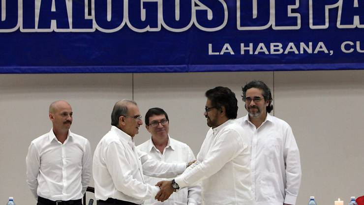 Nach über 50 Jahren Konflikt steuert Kolumbien auf einen historischen Friedensschluss zu.