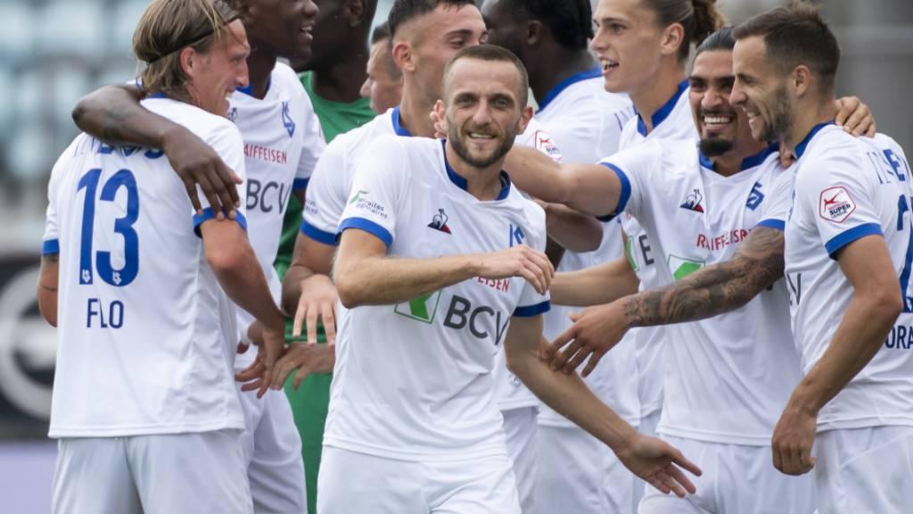 Lausanner Sieg beim Revival des Léman-Derbys