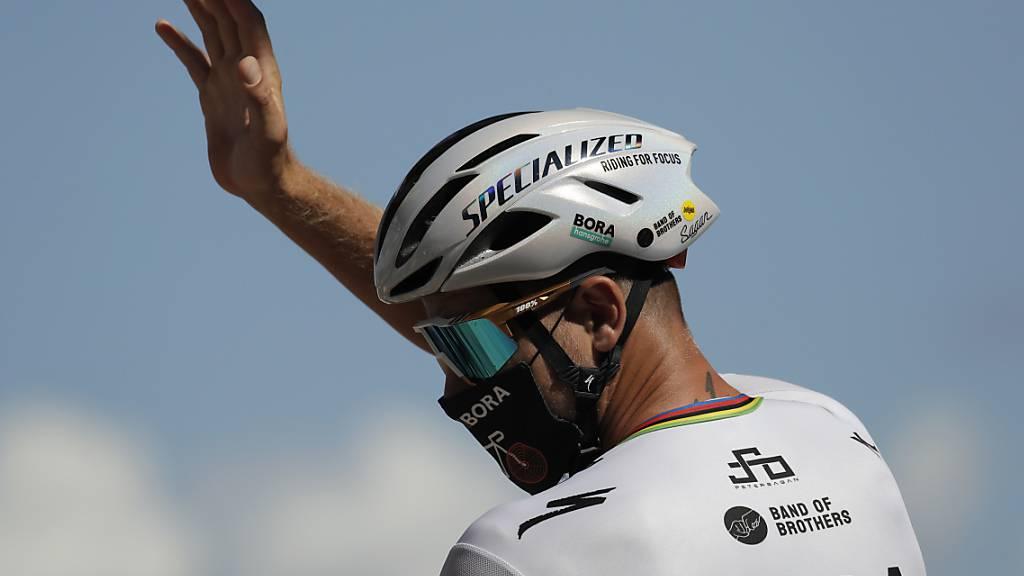 Van Aert gewinnt 7. Etappe - Yates bleibt Leader