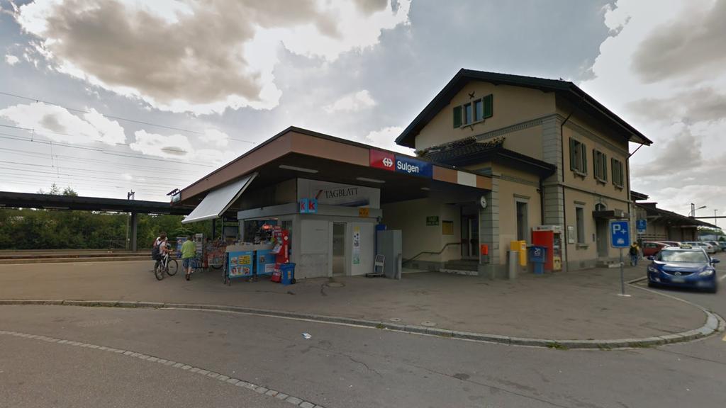 Bahnhof Sulgen