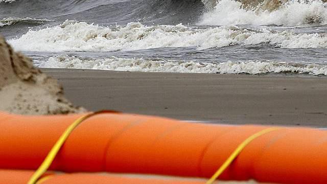 Hohe Wellen an der Küste vom Golf von Mexiko (Archiv)