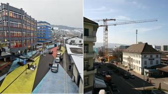 Was am Horgner Bahnhof bereits seit 2009 besteht, möchte der Stadtrat auch in Schlieren: eine Tempo-20-Zone.