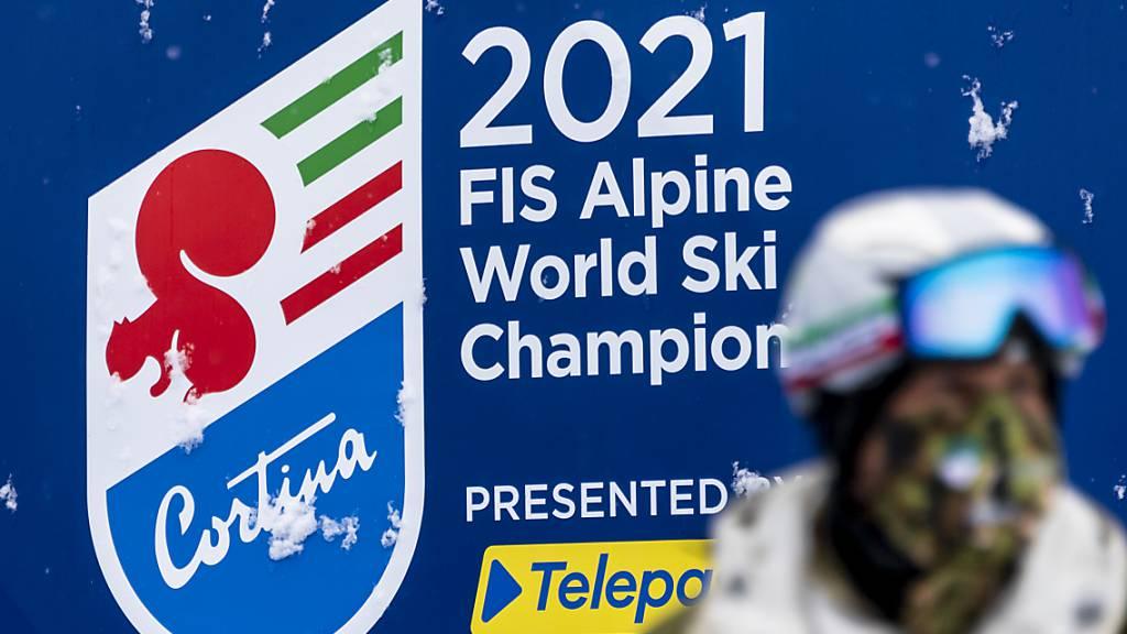 Der WM-Start in Cortina muss verschoben werden.