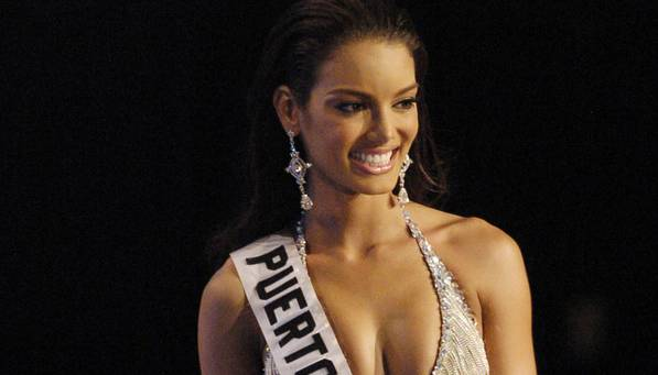 Miss Universe 2006 Zuleyka Riviera aus Puerto Rico
