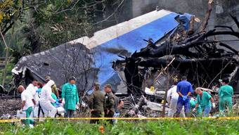 Flugzeugabsturz Kuba