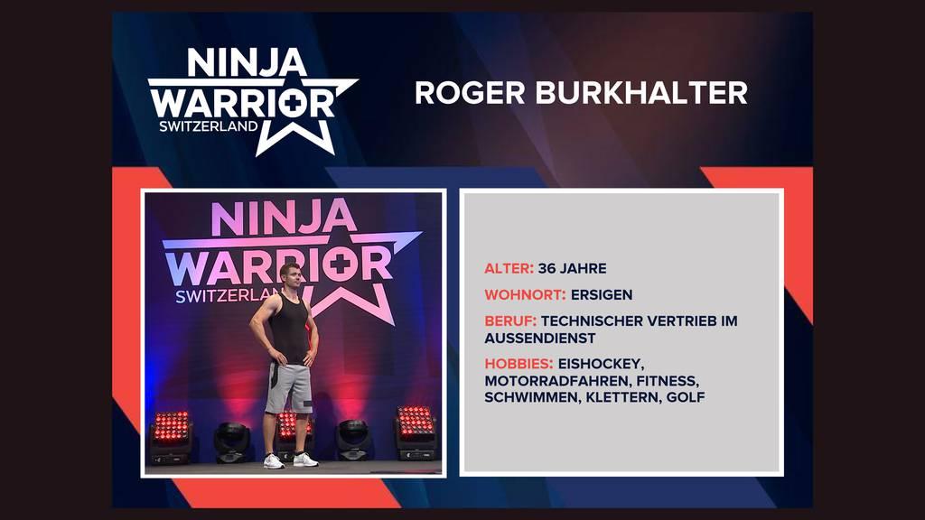 Roger Burkhalter