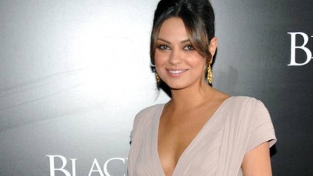 Sexy, Sexier, the Sexiest Woman Alive: Mila Kunis (Archiv)