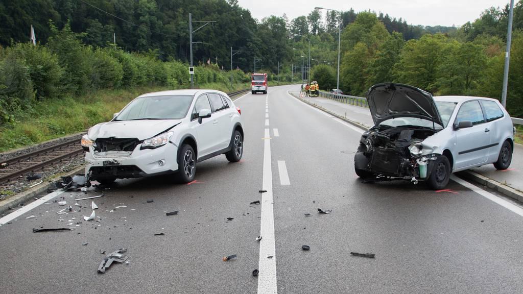Unfall zwischen Frauenfeld und Matzingen