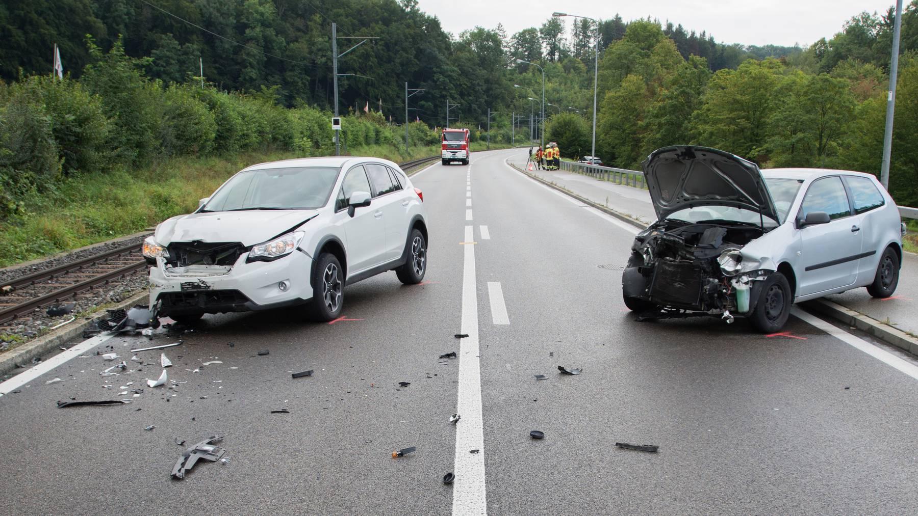 190909 Frauenfeld Verkehrsunfall