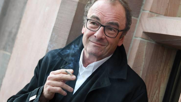 Der österreichische Autor Robert Menasse.