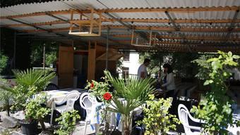 Sommerort Restaurant Alpini