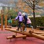 Neuer Spielplatz beim Inselischulhaus Balsthal