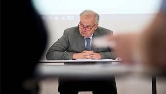 Der langjährige Solothurner FDP-Regierungsrat hat sich von der Unternehmenssteuerreform III distanziert.