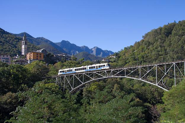 Vigezzina-Centovalli-Bahn