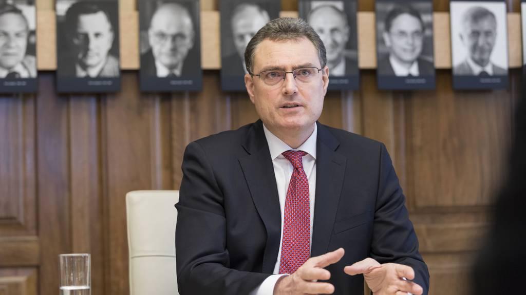 Nationalbank entlastet Banken wegen Corona-Krise um 600 Millionen Franken