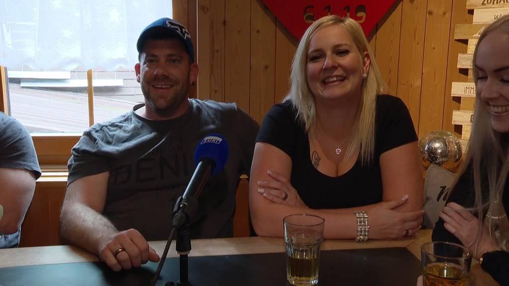 Glarner Feuerwehrmann verpasst wegen Hochwasser fast die eigene Hochzeit