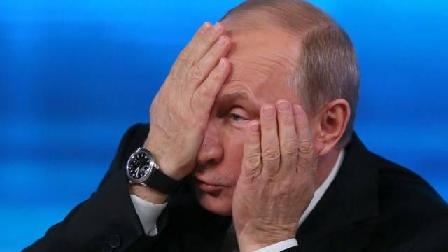 Gazprom-Gross-Aktionär und Präsident Russlands: Wladimir Putin