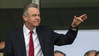 Ottmar Hitzfeld sagt nach der WM in Brasilien 'Tschüss'!
