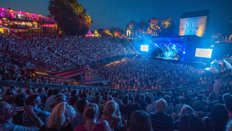 Das Festival Rock Oz'Arènes in Avenches – im Bild 2015 – gibt es seit bald 30 Jahren. Doch schon vorher könnte Schluss sein – wegen Corona.
