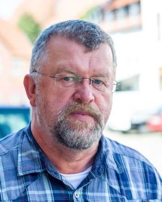 Benno Rüster, renitenter, aber CDU-Bürgermeister.