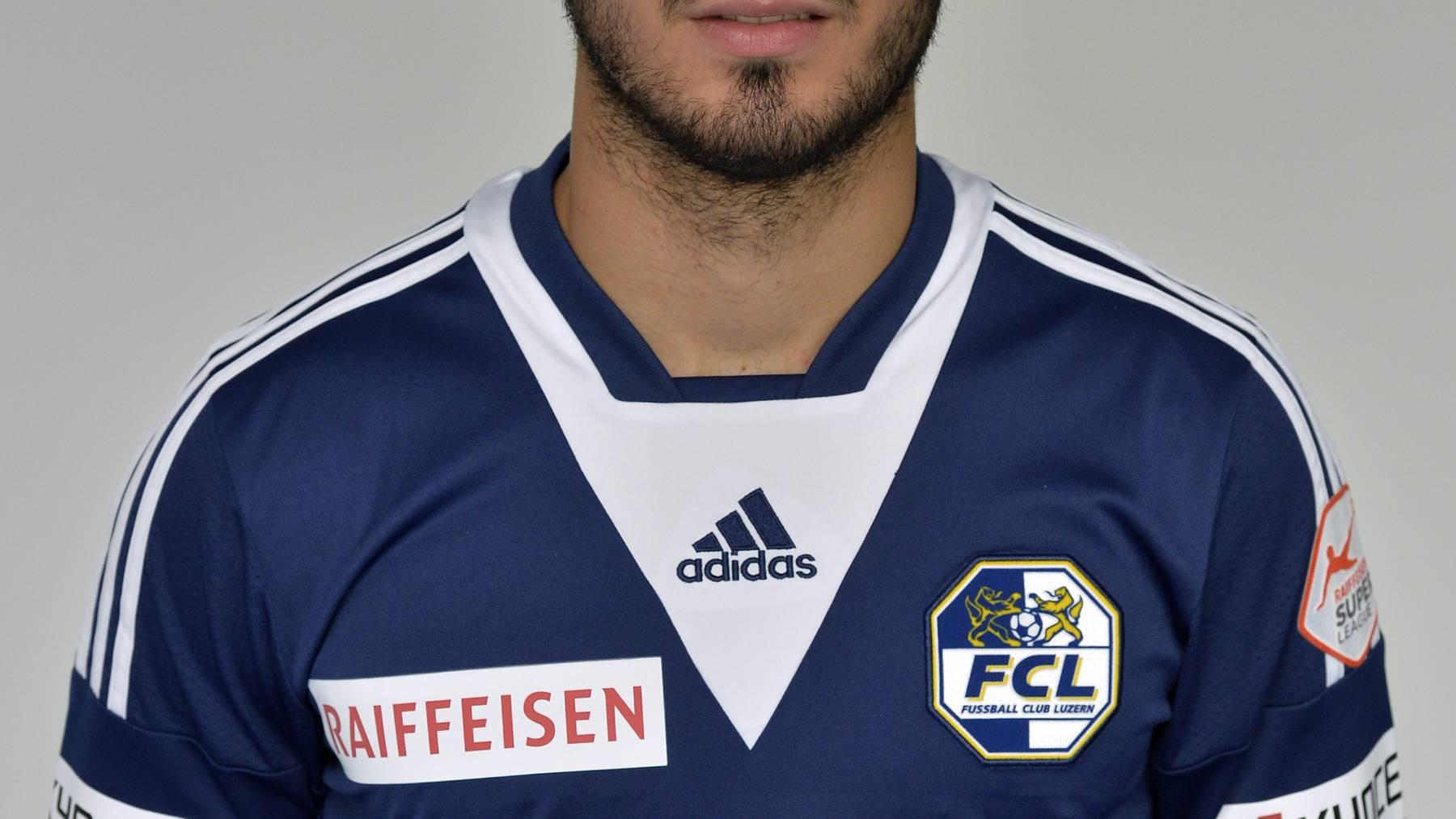 FCL-Mittelfeldspieler Sava Bento verletzt