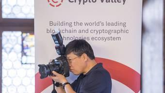 """Das """"Crypto Valley"""" rund um die Stadt Zug ist mit rund 600 Firmen und 3000 Beschäftigten ein immer gewichtigerer Wirschaftsfaktor."""