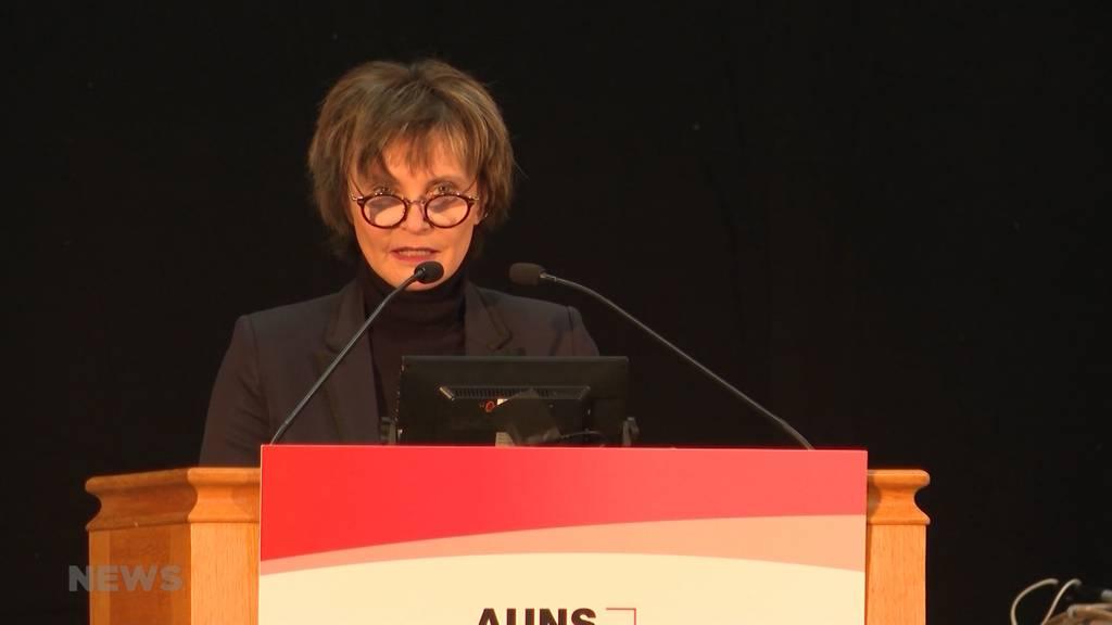 EU-Rahmenabkommen: Calmy-Rey tritt vor EU-Gegner an