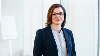 Wird Simone Westerfeld die neue Chefin der Basler Kantonalbank?