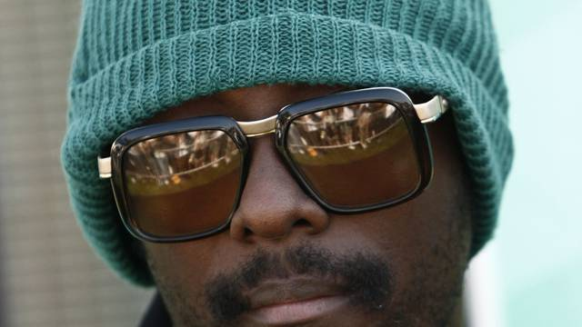 Modebewusster will.i.am (Archiv)