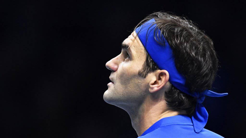 Roger Federer ist mit seinem Jahr 2018 zufrieden, will aber im Hinblick auf die kommende Saison das eine oder andere ändern