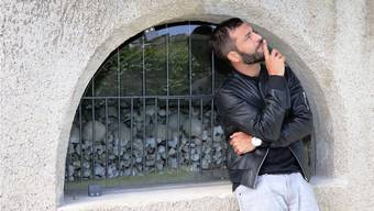 Bligg alias Marco Bliggensdorfer hat sich für seinen Auftritt vom 8. Juli am Festival St. Peter at Sunset in Kestenholz etwas Besonderes einfallen lassen.