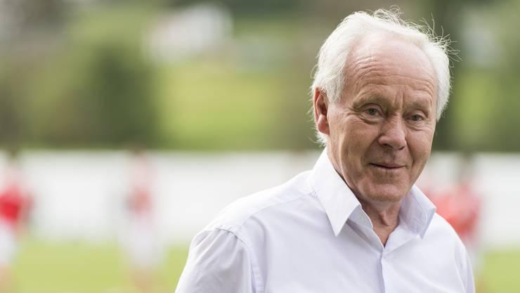 Die Schweiz trauert um Jakob «Köbi» Kuhn.