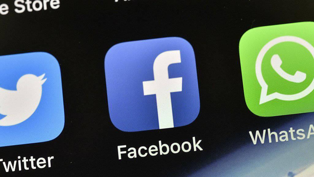 US-Ermittler haben die Verträge von Technologieunternehmen mit Facebook zur gemeinsamen Nutzung von Kundendaten unter die Lupe genommen. (Symbolbild)