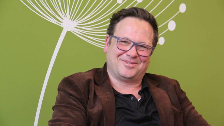 Alex Simmen ist seit vier Jahren Rektor am Berufs- und Weiterbildungszentrum.