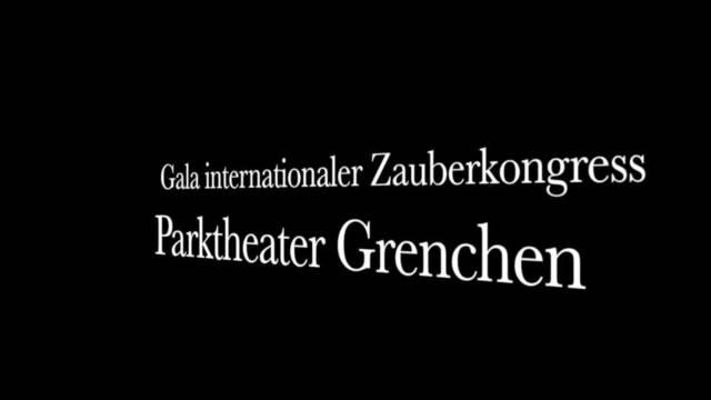 Gala Zauberkongress