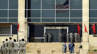 Betroffenheit am US-Militärstützpunkt Fort Hood
