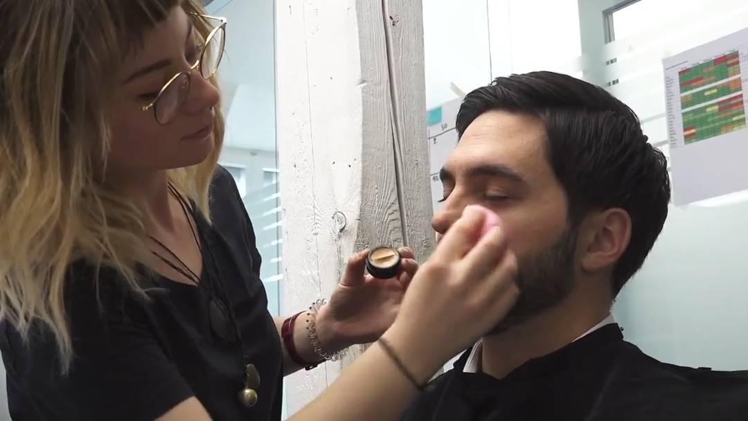 Make-up und Posen: SP-Kandidaten stylen sich für die Wahlen