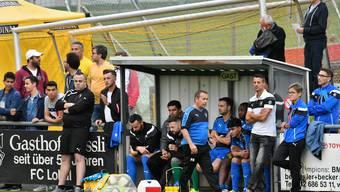 Gute Neuigkeiten für den FC Klus/Balsthal, die Garderoben werden saniert.