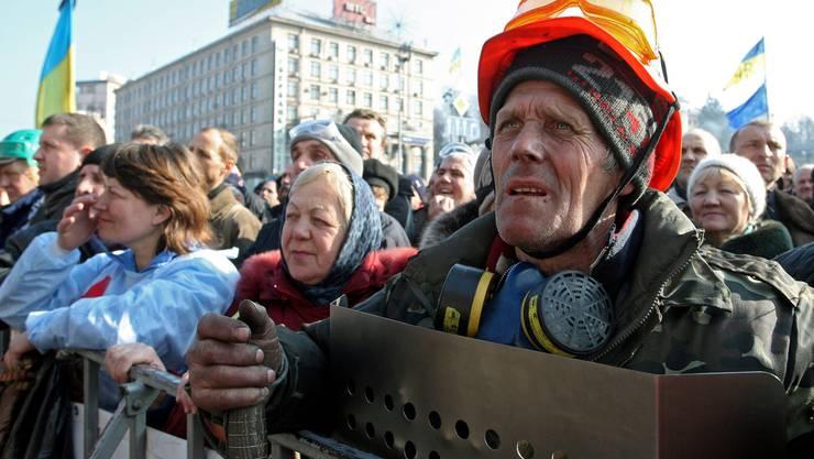Hoffunung auf eine Entspannung in der Ukraine
