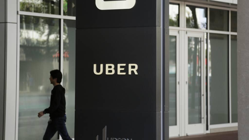 Der US-Fahrdienst Uber verkauft seine Sparte für autonomes Fahren an das auf solche Technologien spezialisierte Startup-Unternehmen Aurora. (Archivbild)