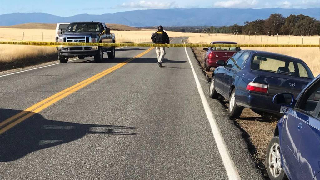 Zwei Tote nach Schüssen an US-Verteilzentrum