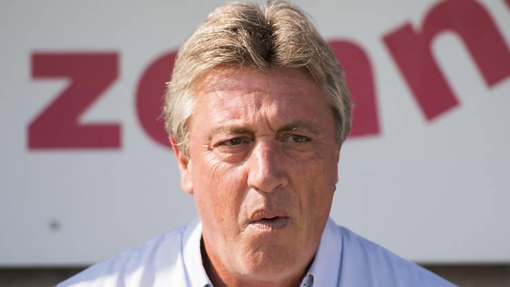 Marco Schällibaum ist nicht mehr FCA-Trainer.