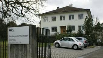 Beim Bezirksgericht Rheinfelden gibt es nun zwei Verlierer.